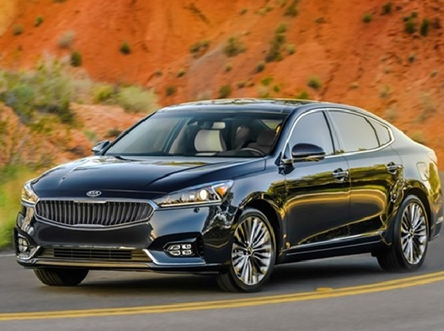Kia Cadenza 2017 – Debut At New York Auto Show 2016