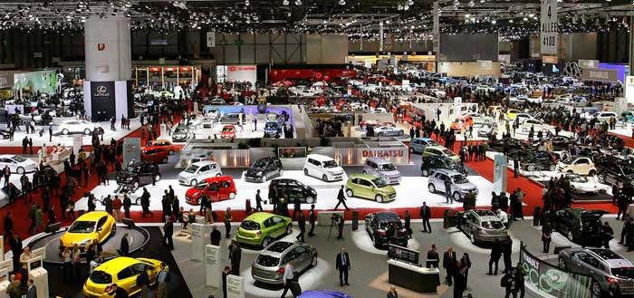 paris biggest auto shows