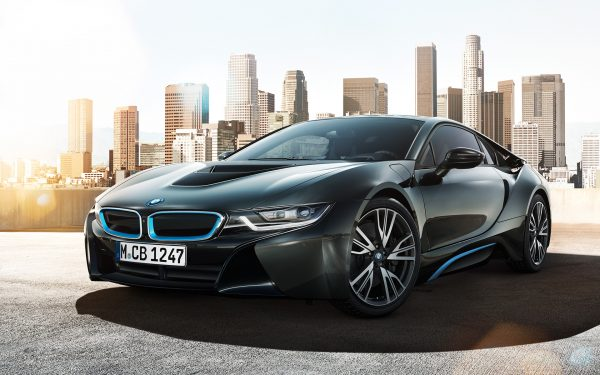 i8- BMW's First Ever Sports Car