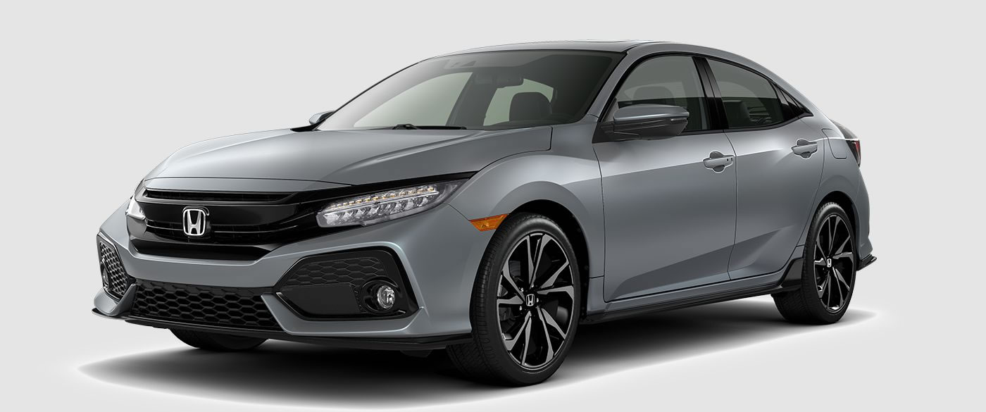 New Honda Civic Hatchback to be Unveiled at Paris Motor Show 2016