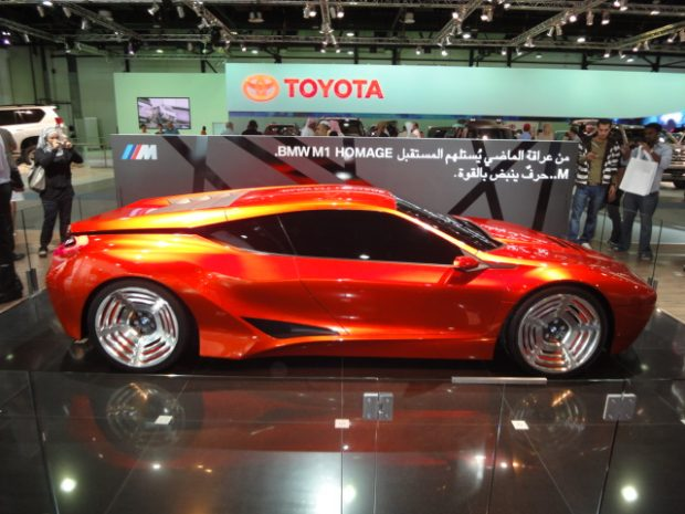 5 Coolest Cars from Dubai International Auto Show