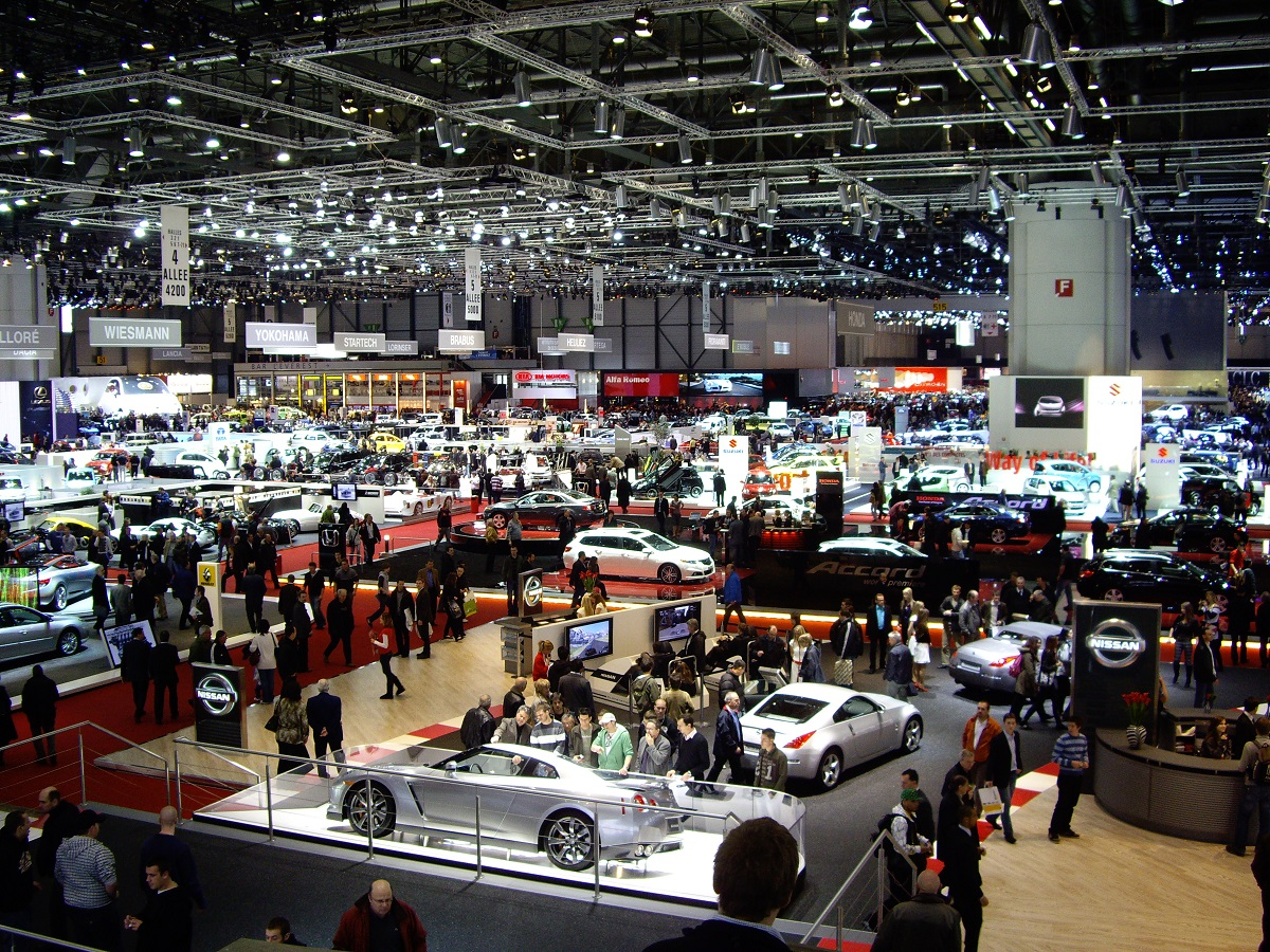 Motor Show and 4 Other Famous Auto Shows in the World