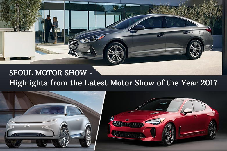 Seoul Motor Show – Highlights from the Latest Motor Show of the Year 2017
