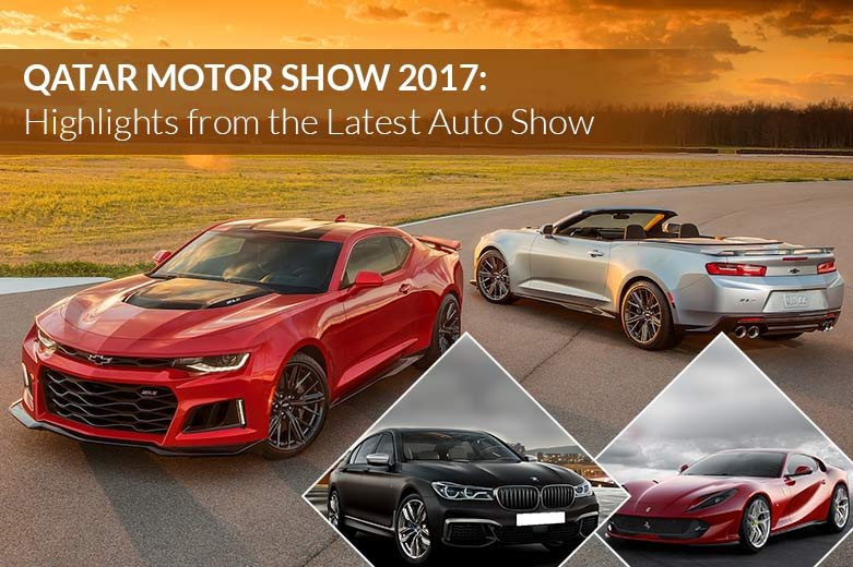 Qatar Motor Show 2017: Highlights from the Latest Auto Show