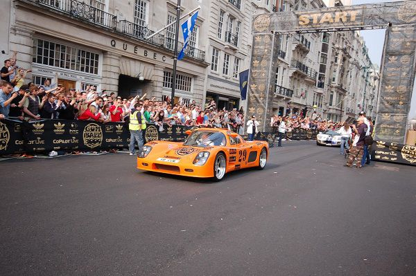 Route of Gumball 3000