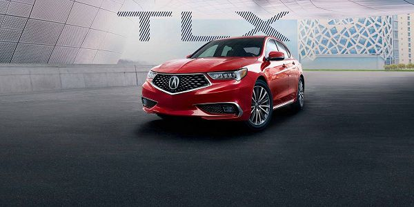 Famous Car Shows – 2018 Acura TLX