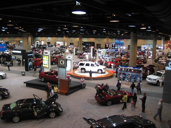 Top Car Shows - History of Auto Shows