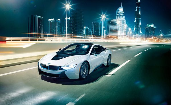 New Car Show - 2019 BMW i8 Coupe