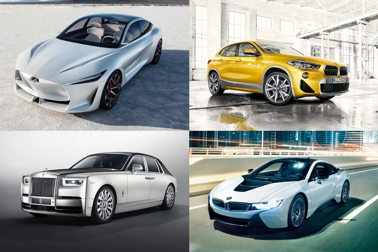 Top 4 Vehicles likely to be Revealed at the 2018 Detroit International Auto Show