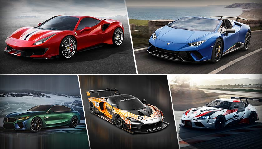 Top Car Shows - Top 5 Debuts at the 2018 Geneva International Motor Show