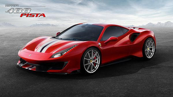 2019 Ferrari 488 Pista – Top Car Shows