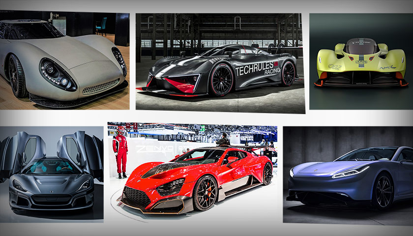 International Auto Show - A Review of 6 Most Powerful Vehicles from GIMS 2018