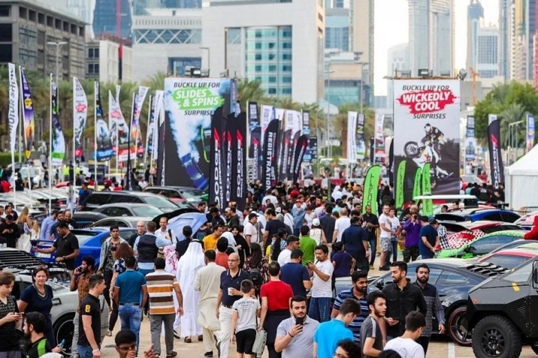 UAE Auto Shows to Look Forward to in 2021