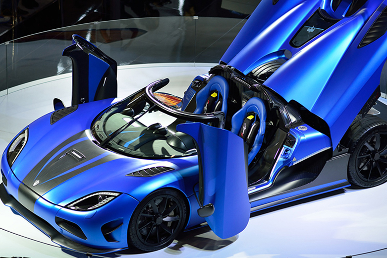 Auto Shows that are Held Annually for Car Enthusiasts